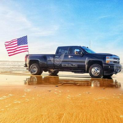 Stealth Modules - Chevy/GMC Duramax L5P 6.6L Diesel Performance Module (2017-2018) - Selectable Module - Switch Included