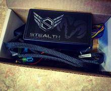 Stealth Modules - Ram Cummins 6.7L Diesel Performance Module (2013-2018) - Selectable Module - Switch Included