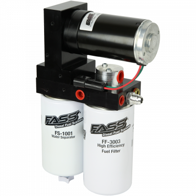 FASS - FASS-TITANIUM SIGNATURE SERIES DIESEL FUEL LIFT PUMP 125GPH@45PSI DODGE CUMMINS 5.9L 1994-1998 - Image 2