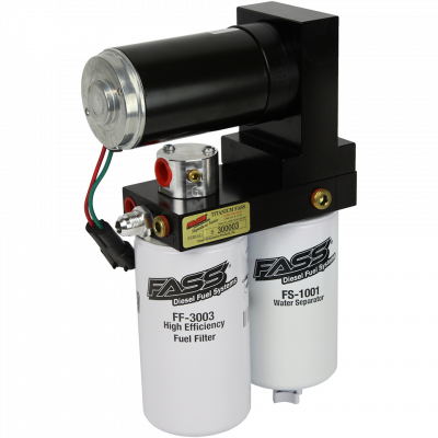 FASS - FASS-TITANIUM SIGNATURE SERIES DIESEL FUEL LIFT PUMP 125GPH@55PSI FORD POWERSTROKE 6.7L 2011-2016 - Image 3
