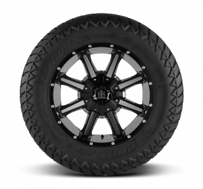 AMP Tires - 35X12.50R20 TERRAIN ATTACK A/T A 121R LR  E - Image 2