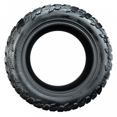 AMP Tires - 33x12.50R22 Mud Terrain Attack M/T A 109Q LR  E - Image 3