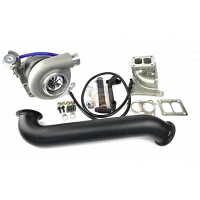 Fleece Performance - 2004.5-2010 Duramax S362 FMW Turbo Kit