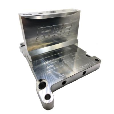 Snyder Performance Engineering (SPE) - SPE Gen2 6.7L Powerstroke Turbo Pedestal S300/S400