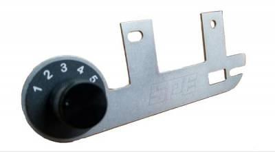 Snyder Performance Engineering (SPE) - 5-Position Switch Bracket- Duramax
