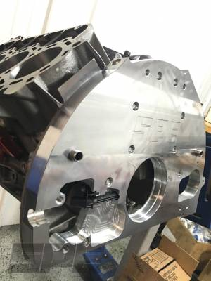 Snyder Performance Engineering (SPE) - 6.7L - 4R100 REAR COVER