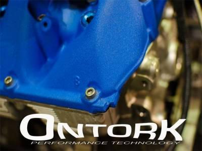Snyder Performance Engineering (SPE) - ONTORK 6.7L Powerstroke Valve Cover Dress-Up Bolt Kit
