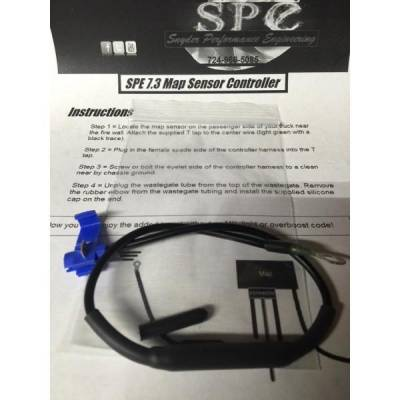 Snyder Performance Engineering (SPE) - SPE 7.3L Powerstroke Boost Fooler