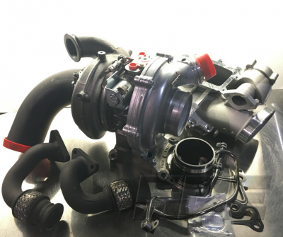 "Turbos & Twin Turbo Kits - Single ""Drop In"" Turbos - Snyder Performance Engineering (SPE) - SPE VGT Upgrade/Retro Fit Kit for the 11-14 6.7L Powerstroke"