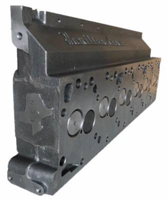 Hamilton Cams  - 12 Valve Stage 2 Cylinder Head Loaded