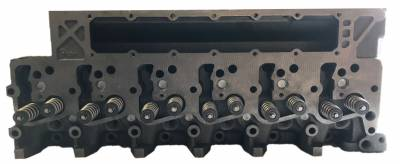 Engine Parts & Performance - Stock / Performance Heads - Hamilton Cams  - 12 Valve Stage 1 Cylinder Head – High Swirl Loaded