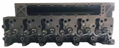 Hamilton Cams  - 12 Valve Stage 1 Cylinder Head – High Swirl Loaded