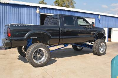 BulletProof Suspension  - BulletProof Suspension 2005-2016 Ford Super Duty 4wd Rear 4 Link Cantilever System - Image 3