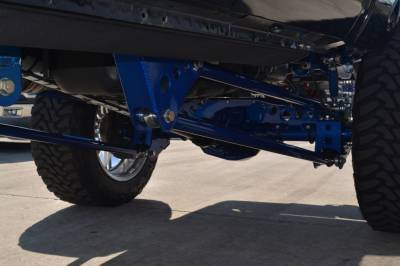 BulletProof Suspension  - BulletProof Suspension 2005-2016 Ford Super Duty 4wd Rear 4 Link Cantilever System - Image 5