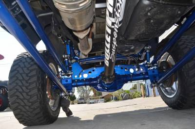 BulletProof Suspension  - BulletProof Suspension 2005-2016 Ford Super Duty 4wd Rear 4 Link Cantilever System - Image 7