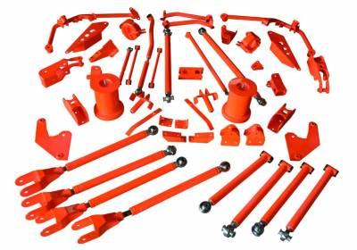 "BulletProof Suspension  - BulletProof Suspension 2014-1018 Dodge Ram 3500 4wd 10""-12"" Lift Kit - Image 4"
