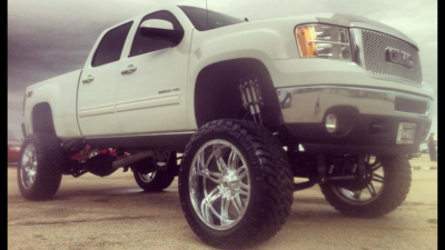 "BulletProof Suspension  - BullteProof Suspension 2001-2010 Chevy-GMC 2500-3500 10""-12"" Lift Kit - Option 1 (Basic) - Image 4"