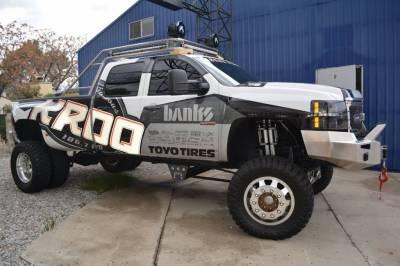 "BulletProof Suspension  - BullteProof Suspension 2001-2010 Chevy-GMC 2500-3500 10""-12"" Lift Kit - Option 2 (Upgraded) - Image 2"