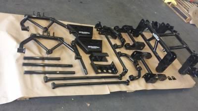 "BulletProof Suspension  - BullteProof Suspension 2001-2010 Chevy-GMC 2500-3500 10""-12"" Lift Kit - Option 3 (Upgraded+) - Image 5"