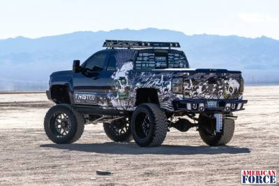 "BulletProof Suspension  - BulletProof Suspension 2011-2018 Chevy-GMC 2500-3500 10""-12"" Lift Kit - Option 2 (Upgraded) - Image 4"