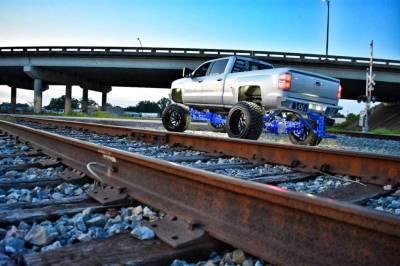 """BulletProof Suspension  - BulletProof Suspension 2011-2018 Chevy-GMC 2500-3500 10""""-12"""" Lift Kit - Option 3 (Upgraded+) - Image 3"""