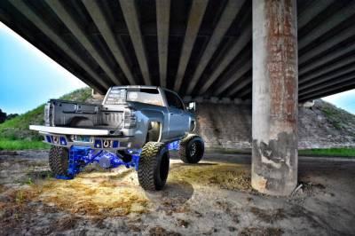 """BulletProof Suspension  - BulletProof Suspension 2011-2018 Chevy-GMC 2500-3500 10""""-12"""" Lift Kit - Option 3 (Upgraded+) - Image 2"""