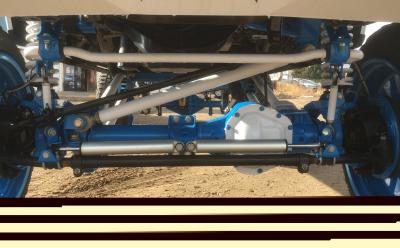 "BulletProof Suspension  - BulletProof Suspension 2017-18 Ford F250/350 10""-12"" Suspension Lift Kit - Option 1 (Basic) - Image 6"