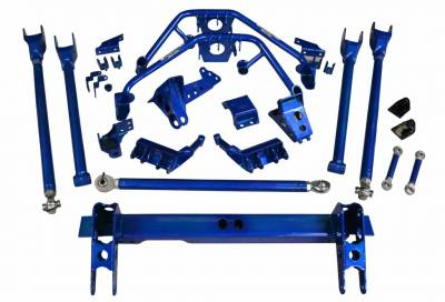 """BulletProof Suspension  - BulletProof Suspension 2017-18 Ford F250/350 10""""-12"""" Suspension Lift Kit - Option 4 (All+ Rear Cantilever) - Image 5"""