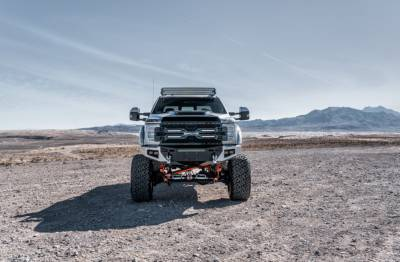 """BulletProof Suspension  - BulletProof Suspension 2017-18 Ford F250/350 10""""-12"""" Suspension Lift Kit - Option 4 (All+ Rear Cantilever) - Image 3"""