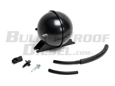 Engine Parts & Performance - Oil Cooler - Bullet Proof Diesel - 6.0L Vacuum Reservoir Relocation Kit