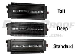 Engine Parts & Performance - Oil Cooler - Bullet Proof Diesel - Air to Oil Cooler, Bullet Proof Diesel