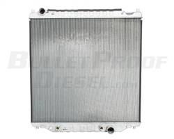Engine Parts & Performance - Cooling - Bullet Proof Diesel - Aluminum Tank, Aluminum Core Radiator, 2003-2007, Ford 6.0L F-Series