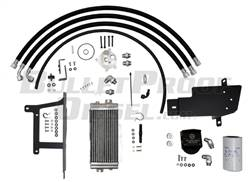 Bullet Proof Diesel - BulletProof Oil Cooler System, Half Kit, 2008-2010 F-Series 6.4L Diesel