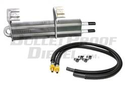 Suspension - Steering - Bullet Proof Diesel - BulletProofDiesel Power Steering Cooler Relocation Kit