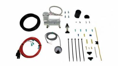 Suspension - Helper Bags - Air Lift - Air Lift Company - Load Controller Single Heavy Duty Compressor