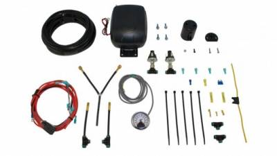 Suspension - Helper Bags - Air Lift - Air Lift Company - Load Controller Dual Standard Duty Compressor