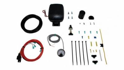 Suspension - Helper Bags - Air Lift - Air Lift Company - Load Controller Single Standard Duty Compressor
