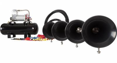 HornBlasters - HornBlasters Conductor's Special 228V Train Horn Kit - Image 2