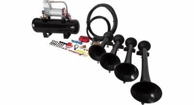 HornBlasters - HornBlasters Conductor's Special 228V Train Horn Kit - Image 4