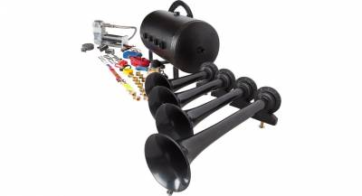 HornBlasters - HornBlasters Conductor's Special 540 Train Horn Kit - Image 2