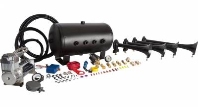 HornBlasters - HornBlasters Conductor's Special 540 Train Horn Kit - Image 3