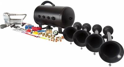 HornBlasters - HornBlasters Conductor's Special 540 Train Horn Kit - Image 4
