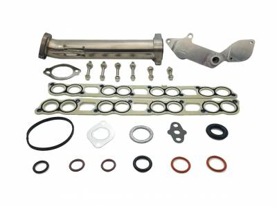 Shop by Category - Emissions Equipment - IPR - IPR GEN2 EGR Delete Kit, Includes Intake Gasket Kit for all 2005-2007 Ford Powerstroke 6.0 will fit F250, F350, F450