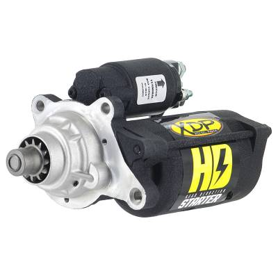 XDP Diesel Power - XDP Wrinkle Black Gear Reduction Starter XD255