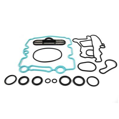 XDP Diesel Power - XDP 6.0L Oil Cooler Gasket Set XD307