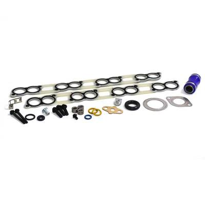 XDP Diesel Power - XDP 6.0L Exhaust Gas Recirculation (EGR) Cooler Gasket Kit XD225