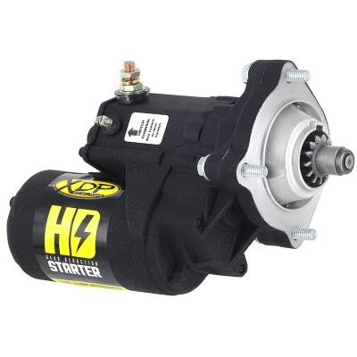 XDP Diesel Power - XDP Wrinkle Black Gear Reduction Starter XD253