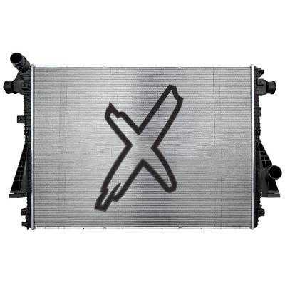 XDP Diesel Power - XDP X-TRA Cool Direct-Fit Replacement Main Radiator XD291