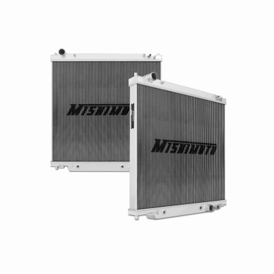 Engine Parts & Performance - Cooling - Mishimoto - Ford 7.3L Powerstroke Aluminum Radiator, 1999-2003