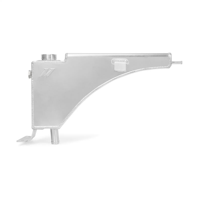 Engine Parts & Performance - Engine Dress Up - Mishimoto - Ford 7.3L Powerstroke Aluminum Degas Tank - Natural, 1999-2003